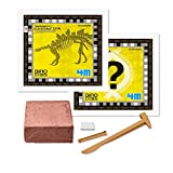 4m Stegosaurus Dinosaurier DNA Spielzeug (Augmented Reality) von 4M