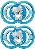 MAM 99953400 - Perfect 6-16 Jungen Doppelpack