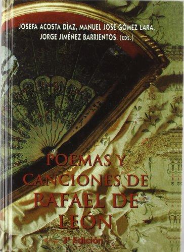 Poemas y canciones de Rafael de León