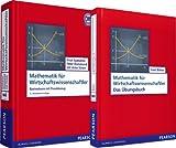 Value Pack Mathematik für Wirtschaftswissenschaftler (Lehrbuch + Übungsbuch)
