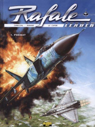 Rafale leader, Tome 1 : Foxbat - édition standard par Frédéric Zumbiehl