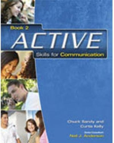 ACTIVE Skills for Communication 2: Book 2