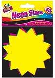 Artbox 10x10cm Fluorescent Stars (Pack of 40)