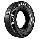 #2: Ceat 101434 Milaze TL 145/80 R12  74T Tubeless Car Tyre