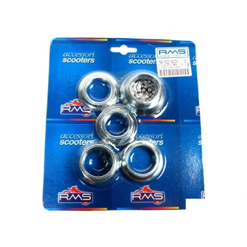/Steering Head Bearing RMS Headset Assembly Set for Malaguti F12 Phantom 100, CROSSER, F12, F15, 50? - Best Price