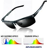 Bekleidung Pilot Angelsport Fortis Polarisiert Brillen