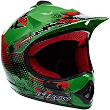 "Armor · AKC-49 ""Green"" (green) · Casco Moto-Cross"
