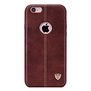 competitive price dcb58 481a1 Nillkin Englon Series Leather Back Cover for Apple iPhone 6 (iPhone 6S)  -Brown
