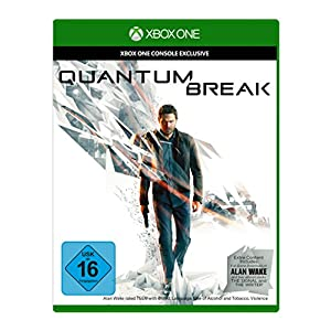 Quantum Break – [Xbox One Game]