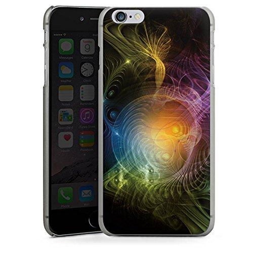 Apple iPhone 5 Housse Étui Silicone Coque Protection couleurs Motif Motif CasDur anthracite clair