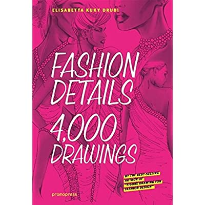 Fashion details - 4000 drawings