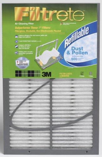 Filtrete 500 Staub- und Pollenfilter, nachfüllbar, von 3M - Filtrete Luft