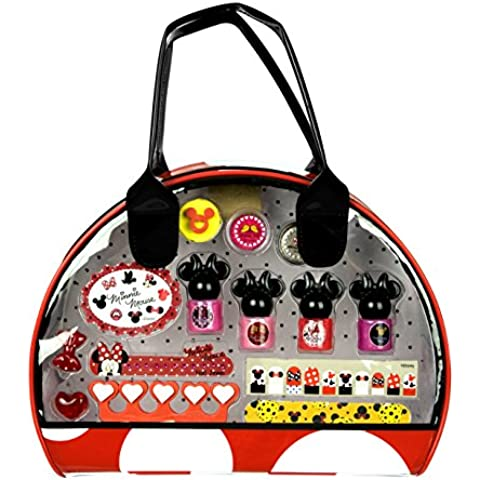 Minnie Mouse - Bolso de maquillaje (Markwins 9515610)