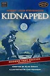 Kidnapped (Graphic Modern Text) by Alan Grant (2007-02-01)