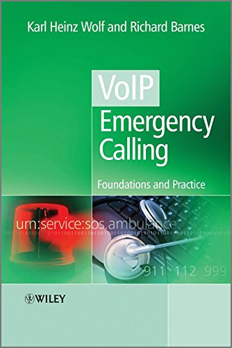 [VoIP Emergency Calling: Foundations and Practice] (By: Karl Heinz Wolf) [published: February, 2011]