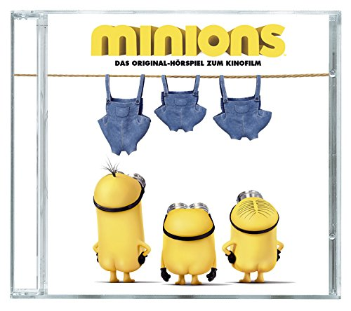 Image of Minions - Das Original-Hörspiel zum Kinofilm