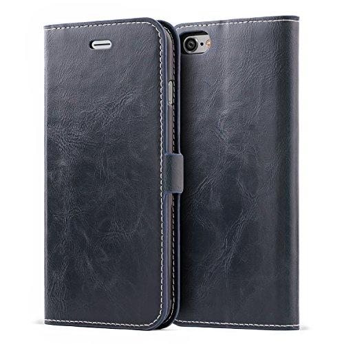 Mulbess Custodia per iPhone 6S Cover iPhone 6 Pelle Cover iPhone