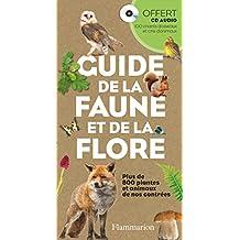 Guide de la faune et de la flore (1CD audio)
