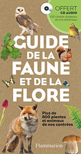 Guide de la faune et de la flore (1CD audio) par Wilhelm Eisenreich