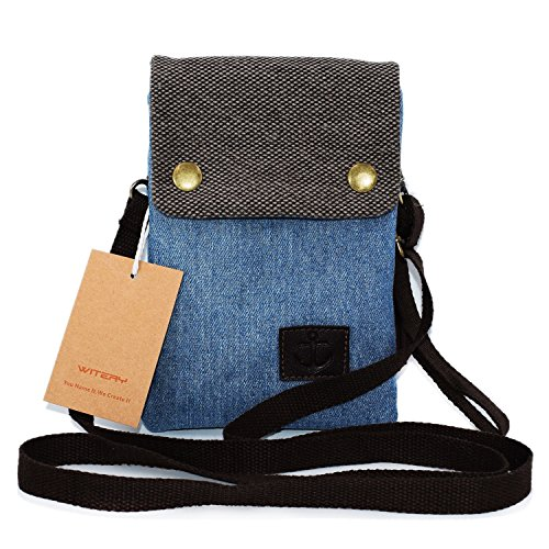 women-cute-candy-blue-crossbody-bag-cellphone-purse-mini-shoulder-bag-cellphone-pouch-witery-canvas-