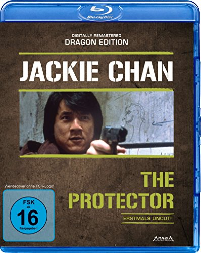 Bild von Jackie Chan - The Protector - Uncut/Dragon Edition [Blu-ray]