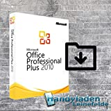 Microsoft Office Professional Plus 2010 Mit dem neuen Office behalten Sie jetzt besser denn je zuvor die Übersicht über Ihre Arbeit und persönlichen Aufgaben. Notizen und Dateien schnell und einfach freigeben. Versenden Sie einen Link oder verwenden ...