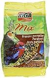 Riga Rigamix Grandes Perruches Australien - Lot de 3 x 1 kg