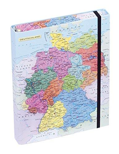 Heftbox A4 Deutschland PAGNA 21317-15