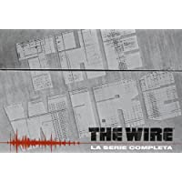 Pk 1-5: Wire, The - Incluye Contenido Extra Inédito En España: 3 Precuelas Y Escenas Suprimida