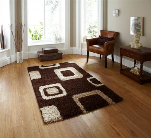Zoom IMG-1 think rugs 2751 majesty marron