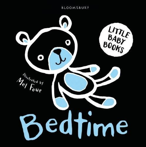 Little Baby Books: Bedtime (Bloomsbury Little Black and White Baby Books)