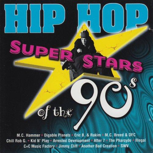 Hip Hop Superstars of the 90s