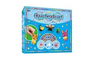 aqua beads 89000 loisirs cr atifs kit initiation perles magiques jeux et jouets. Black Bedroom Furniture Sets. Home Design Ideas
