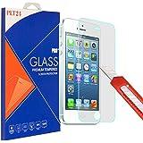 PLT24® 9H Hartglas / Panzerglas für iPhone 4 / iPhone 4S / Displayschutzglas / Tempered Glass / Panzer Glas Display Schutz Folie / Schutzglas / Echte Glas / Verbundenglas / Glasfolie