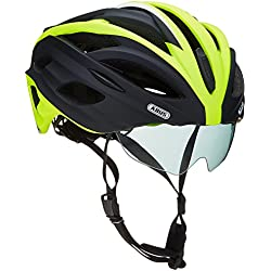 Abus 145339 - IN-VIZZ_green_M Casco IN-VIZZ race verde M