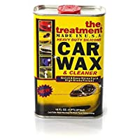 The Treatment 26016 Car Wax and cleaner, 16 Fl OZ 473 ml