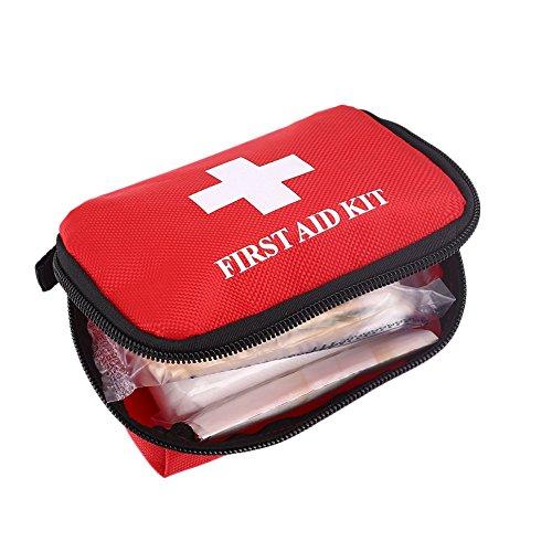 Sedeta® Auto-Notfall-Tasche Erste-Hilfe-Kit-Pack Medizinische Werkzeuge CAR Outdoor Sports Reisen Camping Hause (Angeln Pool Bag)