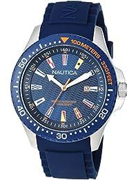 Nautica Herren-Armbanduhr NAPJBC002