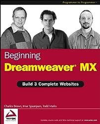 Beginning Dreamweaver MX