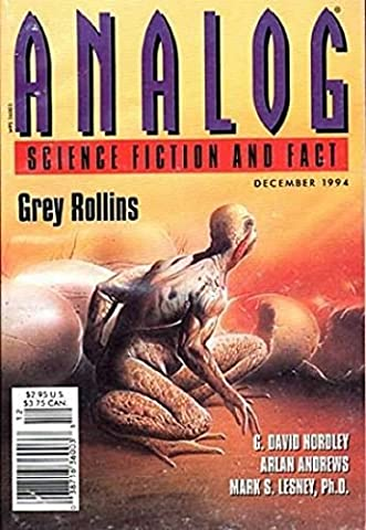 Analog Science Fiction and Fact. December 1994 (Science Magazine 1994)