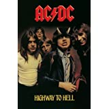 Empire 291561 AC/DC Highway to Hell Rock Musik Poster, Plakat ca. 91,5 x 61 cm