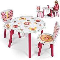 Preisvergleich für Infantastic Truhenbank Kinder Kindermöbel für das Kinderzimmer (Model 3)