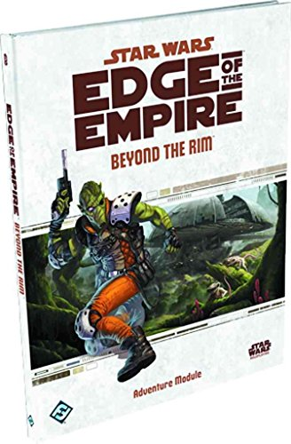 [Star Wars Edge of the Empire RPG: Beyond the Rim] (By: Fantasy Flight Games) [published: September, 2013]