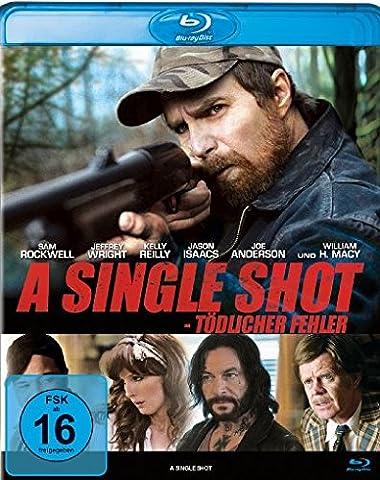 A Single Shot-Tdlicher Fehler [Blu-ray] [Import allemand]