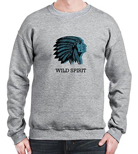 sweatshirt-para-hombre-con-la-impresion-del-wild-spirit-phrase-illustration-xx-large-gris