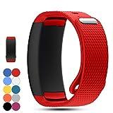 Bracciale per fascia sportiva per cinturino in silicone morbido per Samsung Gear Fit2 PRO / Fit 2 SM-R360 - iFeeker Bracciale per fascia sportiva per cinturino in silicone morbido per Samsung Gear Fit2 Pro e Fit 2 SM-R360 Smartwatch