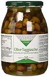 Olive Taggiasche Denocciolate in Olio Extrav. di Oliva Kg 1-Peso Netto g 950