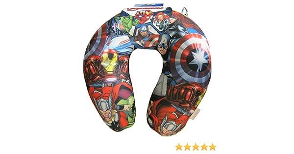 Marvel Avengers Neck Pillow Plane