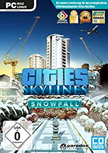 Cities: Skylines Snowfall (Code in der Box) - [PC] - [Edizione: Germania]