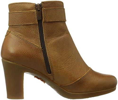 Art Rio 296, Boots femme Marron (Caramel)